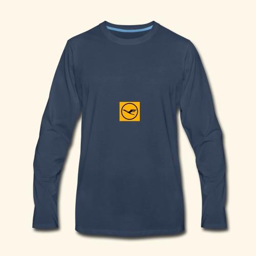 new logo Merch 4 - Men's Premium Long Sleeve T-Shirt