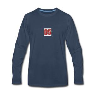 Team 05 - Men's Premium Long Sleeve T-Shirt