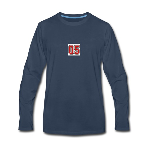 Team 05 - Men's Premium Long Sleeve T-Shirt