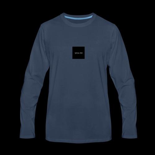 the odd gamer merch - Men's Premium Long Sleeve T-Shirt
