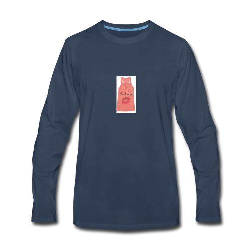 Chicago girl - Men's Premium Long Sleeve T-Shirt