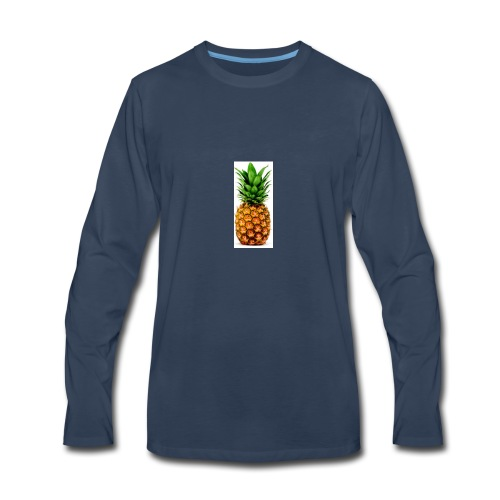 Pineapple merch - Men's Premium Long Sleeve T-Shirt