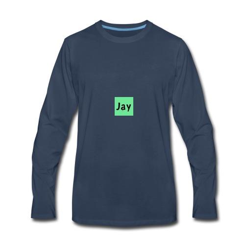 Janimations - Men's Premium Long Sleeve T-Shirt