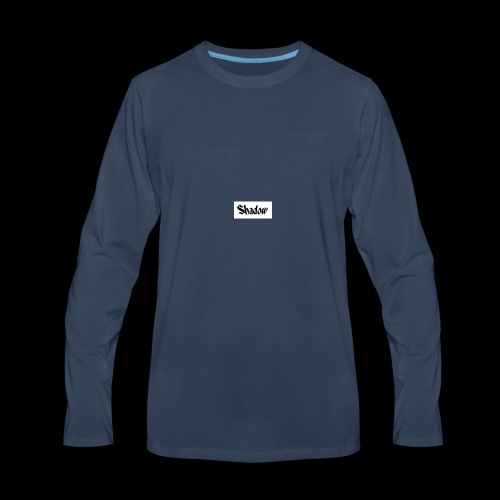 Shadow - Men's Premium Long Sleeve T-Shirt