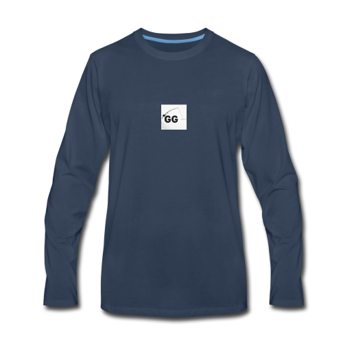 GG - Men's Premium Long Sleeve T-Shirt
