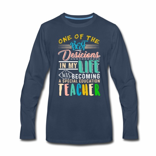 SpecialEducationTeacher - Men's Premium Long Sleeve T-Shirt
