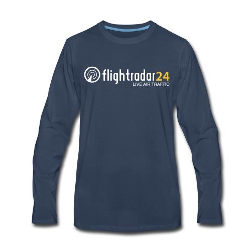 flightradar24 fan club - Men's Premium Long Sleeve T-Shirt