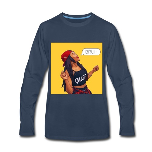 Bruh - Men's Premium Long Sleeve T-Shirt