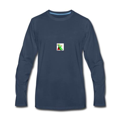 de king of pickels - Men's Premium Long Sleeve T-Shirt