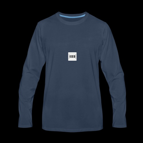 COLDBLOOD - Men's Premium Long Sleeve T-Shirt