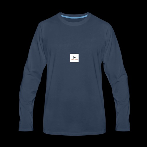 david.bt - Men's Premium Long Sleeve T-Shirt