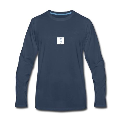 hassan abdi - Men's Premium Long Sleeve T-Shirt