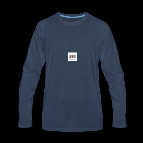 COLDBLOOD - Men's Premium Long Sleeve T-Shirt