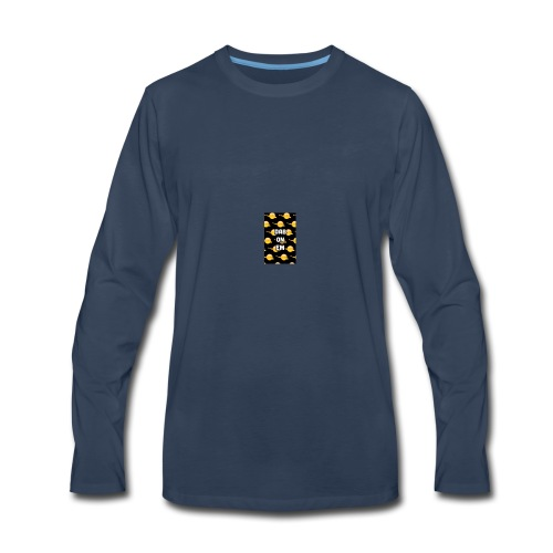 Dab on them haters - Men's Premium Long Sleeve T-Shirt