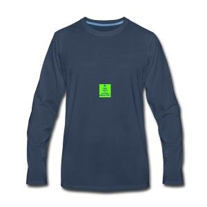 Pickle Army - Men's Premium Long Sleeve T-Shirt