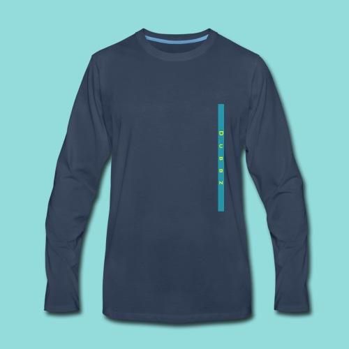 Long Logo - Men's Premium Long Sleeve T-Shirt