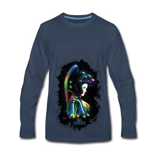 I will be ready - Men's Premium Long Sleeve T-Shirt