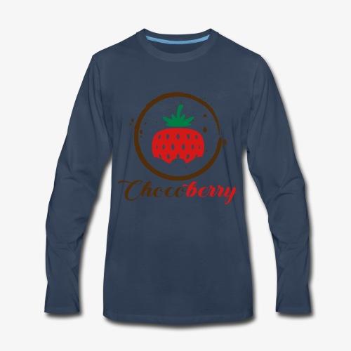 Chocoberry - Men's Premium Long Sleeve T-Shirt
