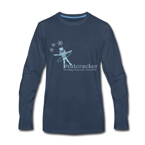 MCS Nutcracker - Men's Premium Long Sleeve T-Shirt