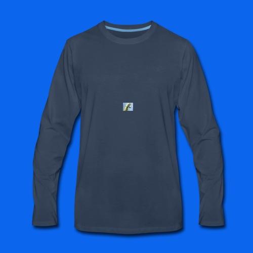 PICK303 - Men's Premium Long Sleeve T-Shirt