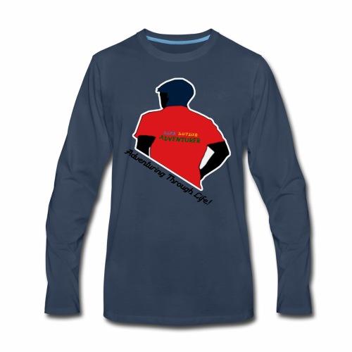 Life Loving Adventurer - Men's Premium Long Sleeve T-Shirt
