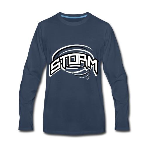 Storm Hockey - Men's Premium Long Sleeve T-Shirt