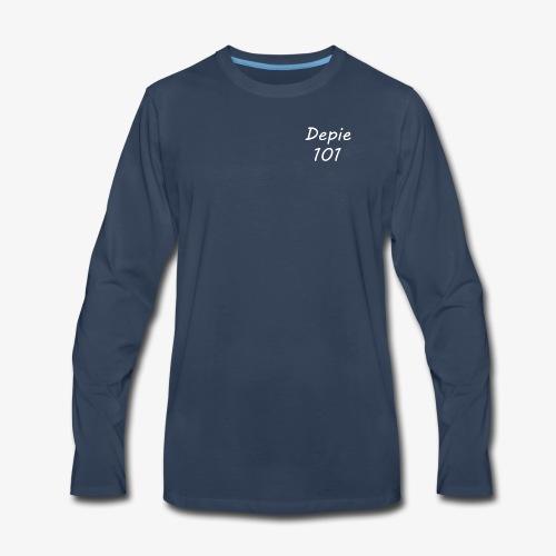 Depie101 - Men's Premium Long Sleeve T-Shirt