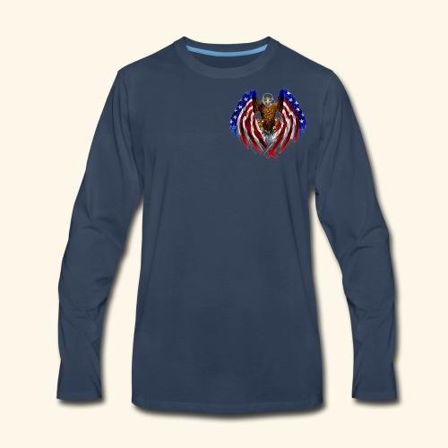 Bricens Merch - Men's Premium Long Sleeve T-Shirt