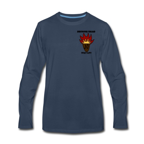 RARE Nemation merch - Men's Premium Long Sleeve T-Shirt