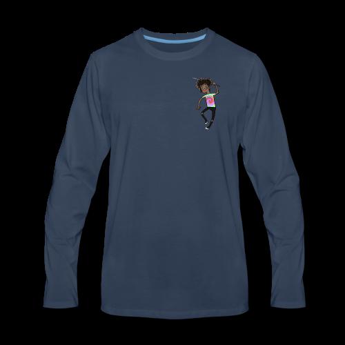 Luciid Adventure - Men's Premium Long Sleeve T-Shirt