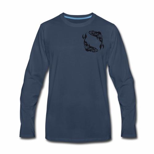 Tribalistic - Men's Premium Long Sleeve T-Shirt