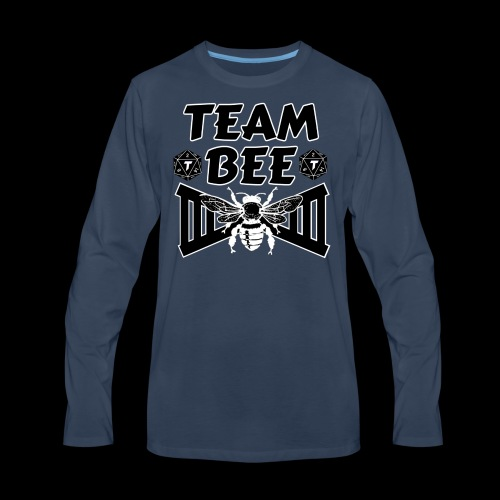 Team Bee Member - Men's Premium Long Sleeve T-Shirt