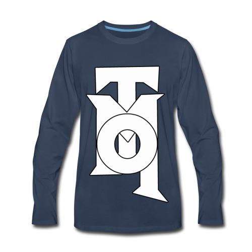 MOT LOGO - Men's Premium Long Sleeve T-Shirt