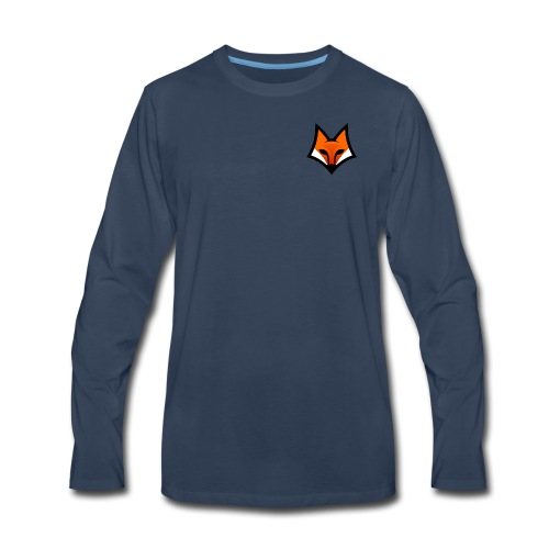 Fox arone - Men's Premium Long Sleeve T-Shirt