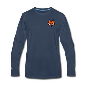 Fox arone - Men's Premium Long Sleeve T-Shirt