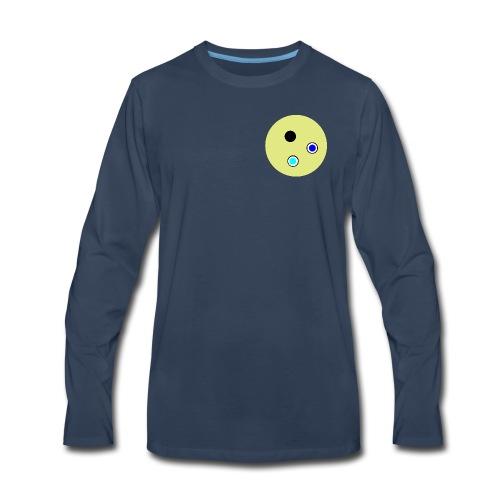 o face - Men's Premium Long Sleeve T-Shirt