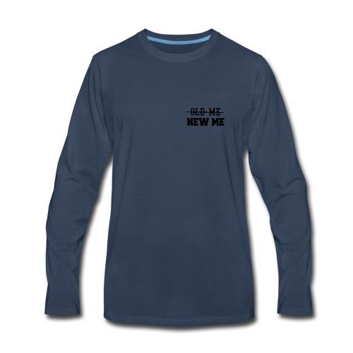 Transition Tee - Men's Premium Long Sleeve T-Shirt