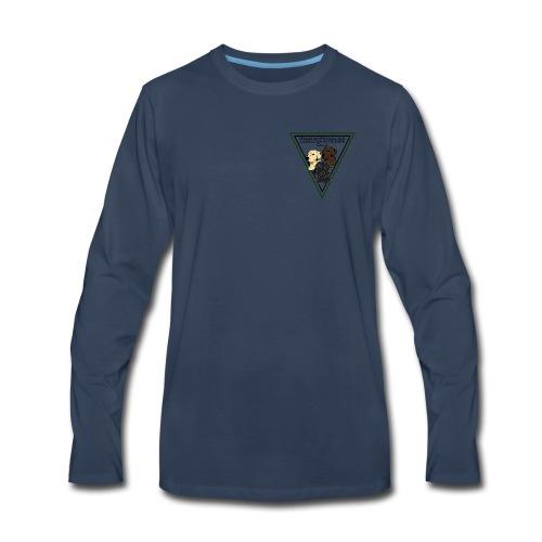 GPLRC LOGO - Men's Premium Long Sleeve T-Shirt