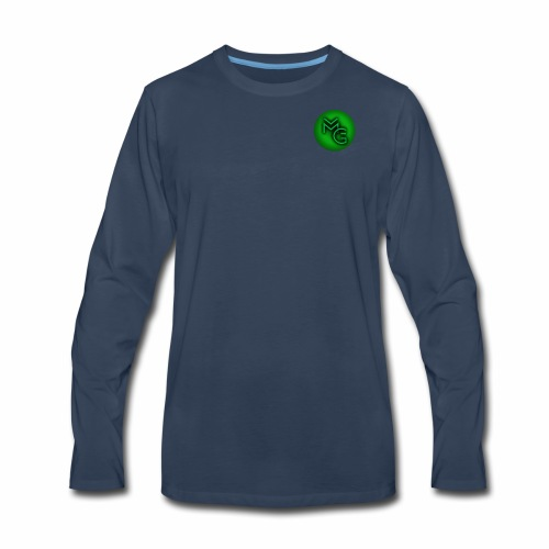 Mexican Gamimg - Men's Premium Long Sleeve T-Shirt
