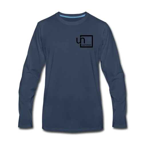 Be Uncommon - Men's Premium Long Sleeve T-Shirt