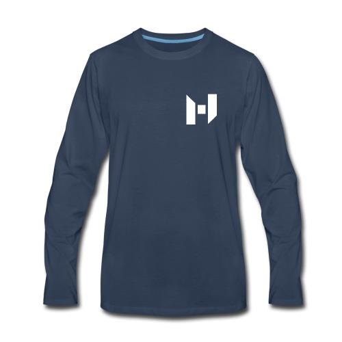 MorN Logo Merch - Men's Premium Long Sleeve T-Shirt