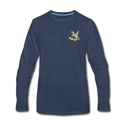 The Nuggets - Men's Premium Long Sleeve T-Shirt