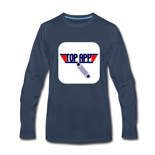TOP APP - Men's Premium Long Sleeve T-Shirt