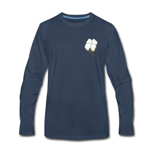 Farm life design - Men's Premium Long Sleeve T-Shirt