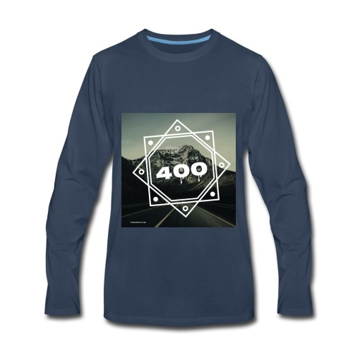 400 brand - Men's Premium Long Sleeve T-Shirt