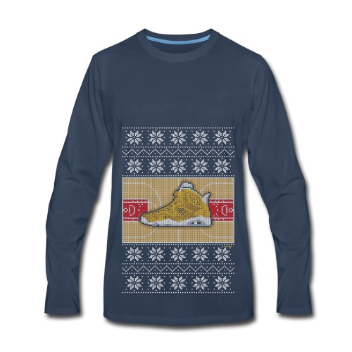 Retro6Sweater - Men's Premium Long Sleeve T-Shirt