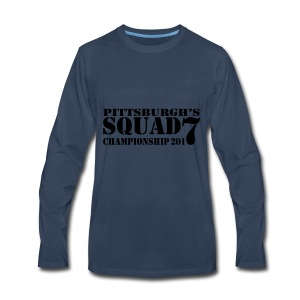 Pittsburgh_Squad - Men's Premium Long Sleeve T-Shirt