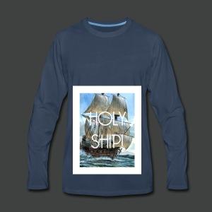 Holy Ship - Men's Premium Long Sleeve T-Shirt