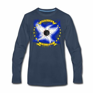 America's Eclipse - Men's Premium Long Sleeve T-Shirt