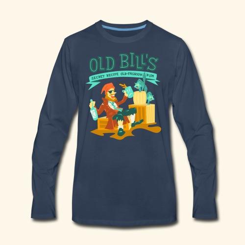 Old Bill's - Men's Premium Long Sleeve T-Shirt